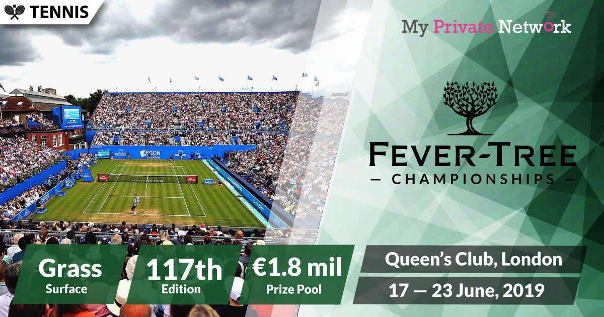 MPN Presents Queens Club Championship 2019