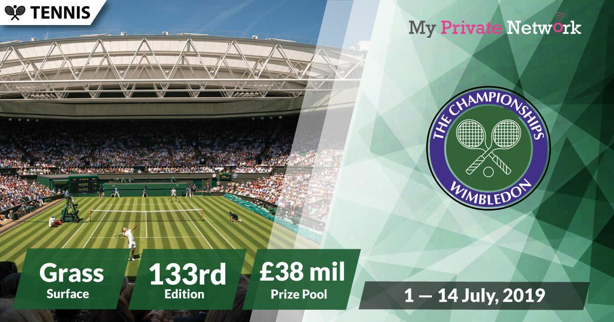 MPN Presents Wimbledon Championships 2019