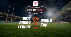 Rugby League World Cup 2017