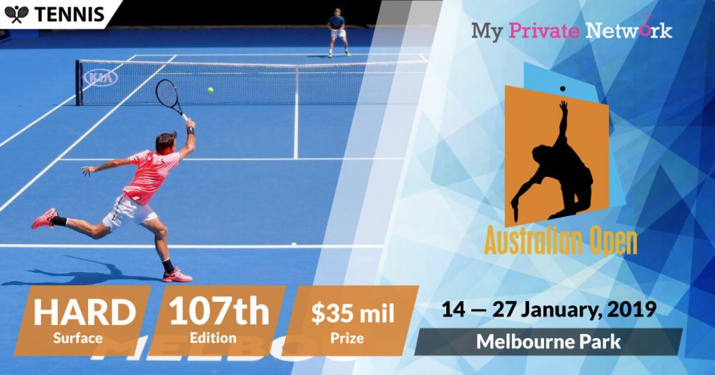MPN Presents Australian Open 2019