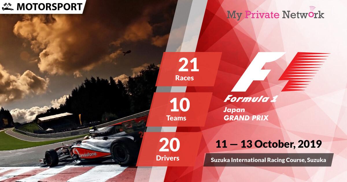 MPN Presents Formula 1 Japan 2019