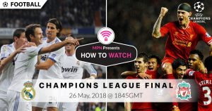 MPN Presents UEFA Champions League Final