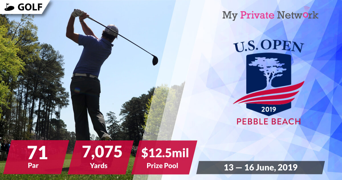 MPN Presents US Open Golf 2019