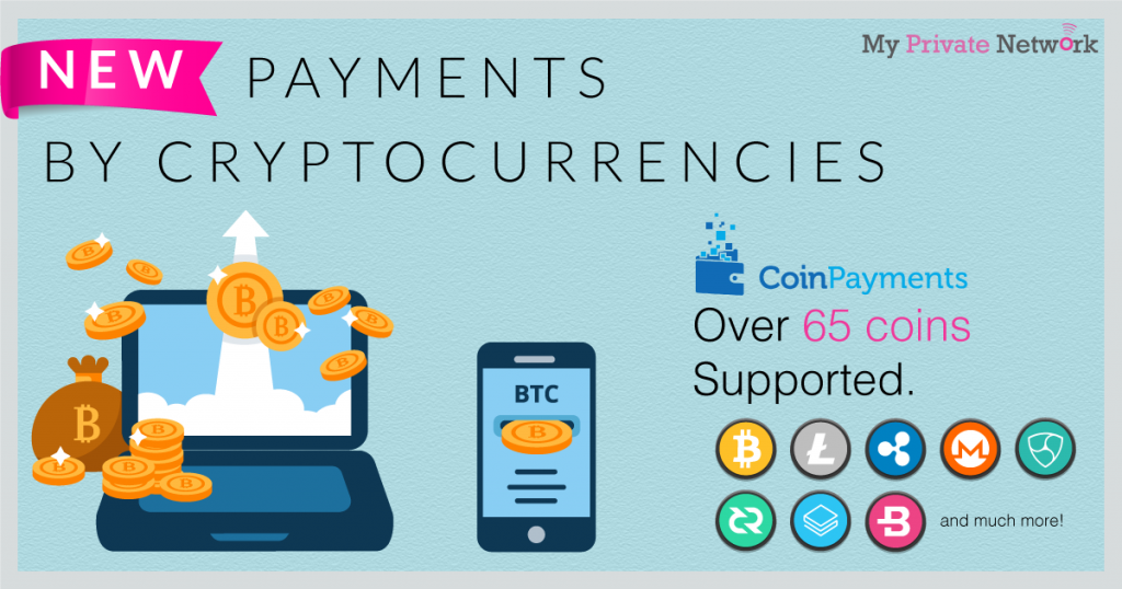 Pay With More Cryptocurrencies - CoinPayments