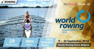 MPN Presents World Rowing Championships