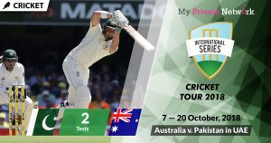 MPN Presents Cricket Tour Australia in Pakistan