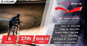 MPN Presents UCI Track Cycling World Cup