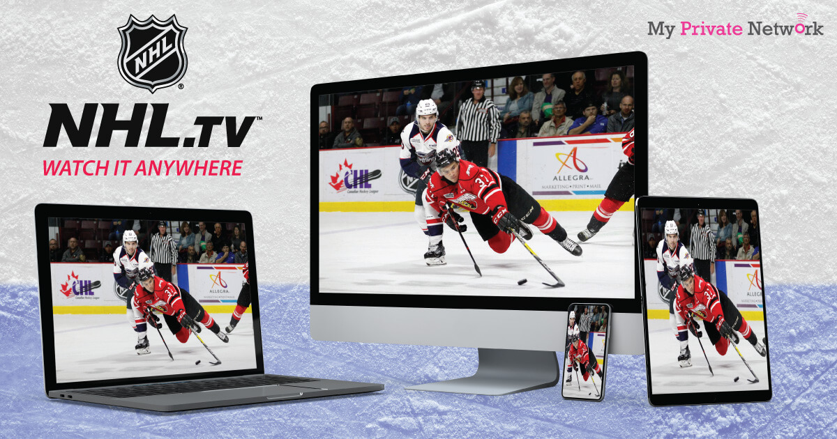 NHL.TV hack to bypass blackouts