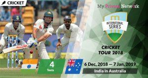MPN Presents India in Australia