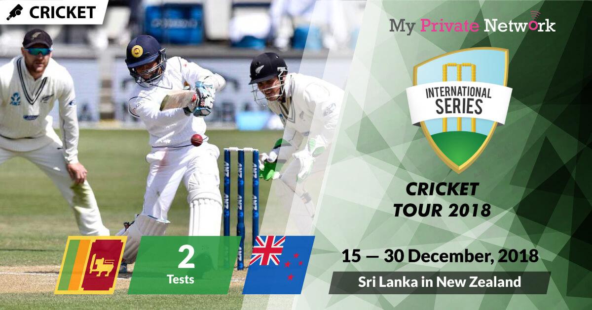 MPN Presents Sri Lanka in New Zealand