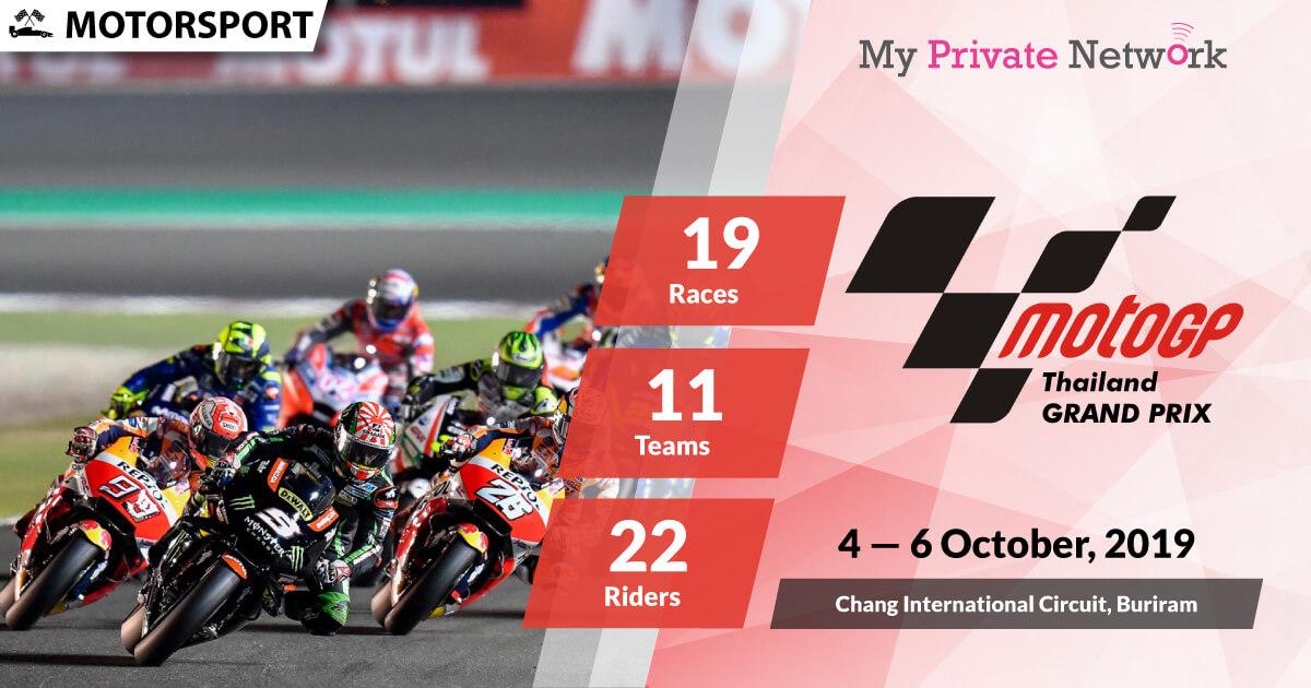 MPN Presents Thailand MotoGP 2019
