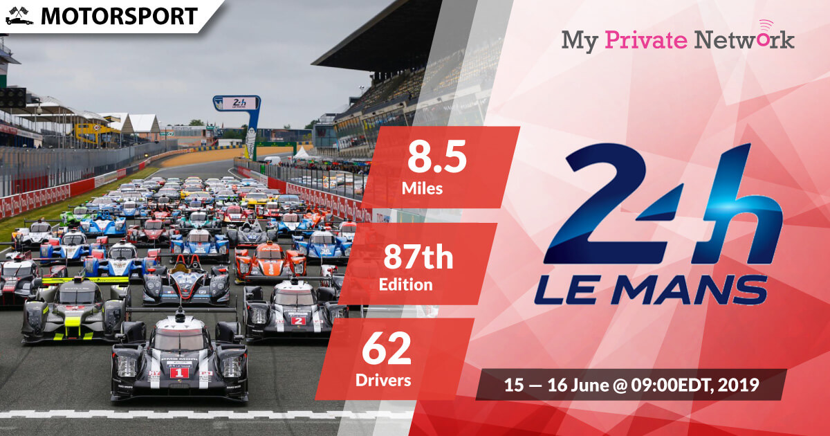 MPN Presents 24 Hours of Le Mans 2019
